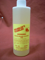 Tumbler Liquid Brass Pre-Cleaner
