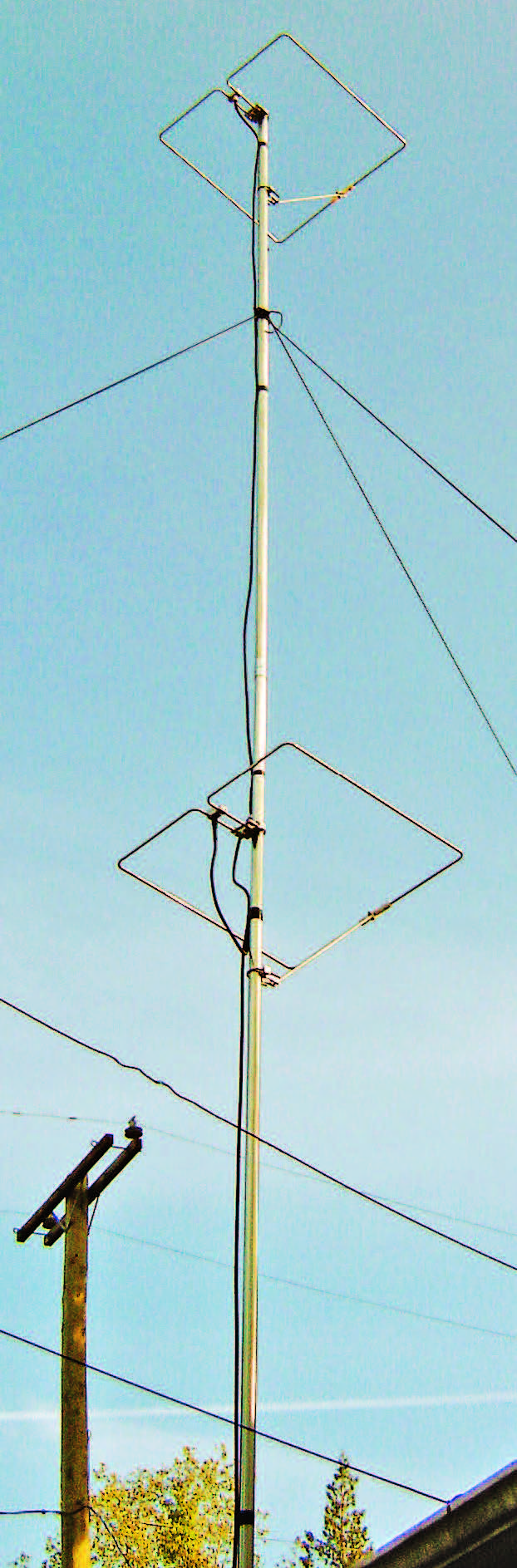 ARRL Product Review of the M2 6-Meter HO Loop Antennas - M2 Antenna