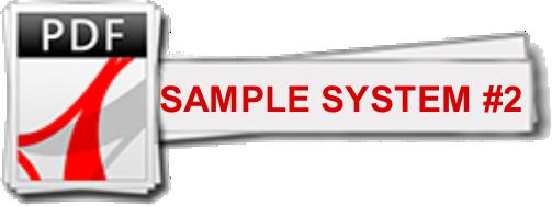 SAMPLE SYSTEM #2