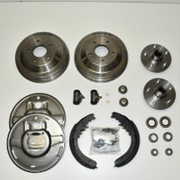 Front brake kit for 1937-1948 spindles