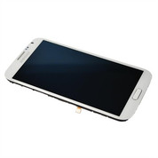 Samsung Note 2 LCD Digitizer GSM White - Grade A