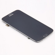 Samsung Galaxy Mega 6.3 i527 i9200 i9205 LCD Touch Digitizer Screen Assembly - Black/Blue with Frame