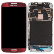 Galaxy S4 LCD Red - GSM