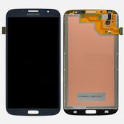 Samsung Galaxy Mega 6.3 i527 i9200 i9205 LCD Touch Digitizer Screen Assembly - Black/Blue - No Frame