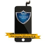 Premium Apple iPhone 6S LCD Digitizer Assembly - Black