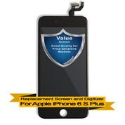 Premium Apple iPhone 6S Plus LCD Digitizer Assembly - Black