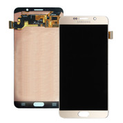 Samsung Galaxy Note 5 LCD Screen Touch Digitizer No Frame- Gold