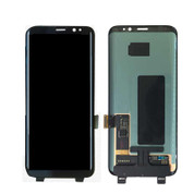 Samsung Galaxy S9 LCD Touch Screen Digitizer Glass - Black (with Frame)