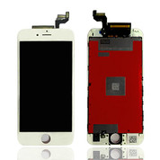 Brilliant Premium Apple iPhone 6S LCD Digitizer Assembly - White