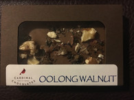 Oolong Walnut Tea Infused Chocolate Bar