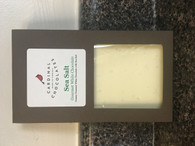 Sea Salt White Chocolate Bar