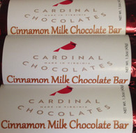 Cinnamon Milk Chocolate Bar