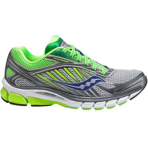 ab06538b8cf1 Womens Saucony Ride 6 Running Shoe Silver Green Blue - Sieverts Sporting  Goods