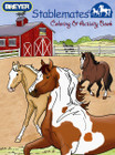 Breyer Horses Stablemate Coloring and Activity Book