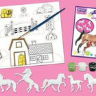 Breyer Horses 2014 Horse Crazy Colorful Breeds Paint Set