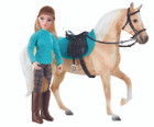 Breyer Horses Classics Heather English Rider