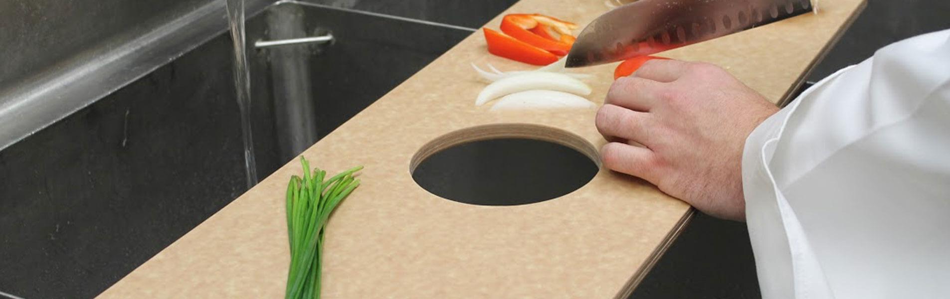 cutting board, richlite cutting board, cutting board company