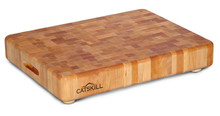 "Catskill Craftsmen - 17"" x 13"" x 2"" 1814 Thick End Grain Chopping Block"