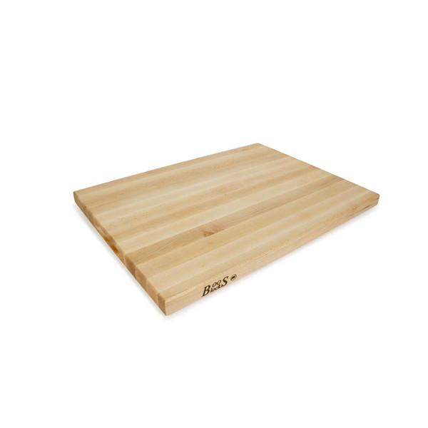 "Maple R Cutting Board - 24""x 18""x 1-1/2"" - John Boos"