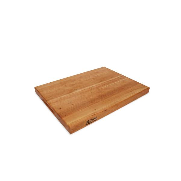 "Cherry R Cutting Board - 20""x 15""x 1-1/2"" - John Boos"