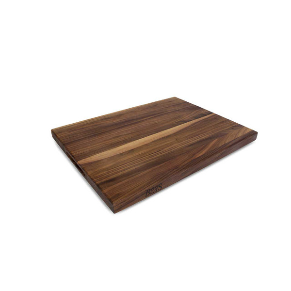 "Walnut R Cutting Board - 24""x 18""x 1-1/2"", Pack of 3 - John Boos"