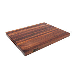 "Walnut R Cutting Board - 20""x 15""x 1-1/2"" - John Boos"