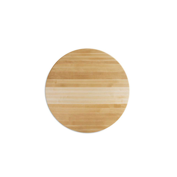 "Maple R Cutting Board - 18"" Round, Pack of 2 - John Boos"