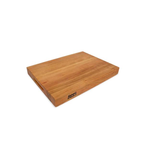 "Cherry RA Cutting Board - 20""x 15""x 2-1/4"", Pack of 3 - John Boos"