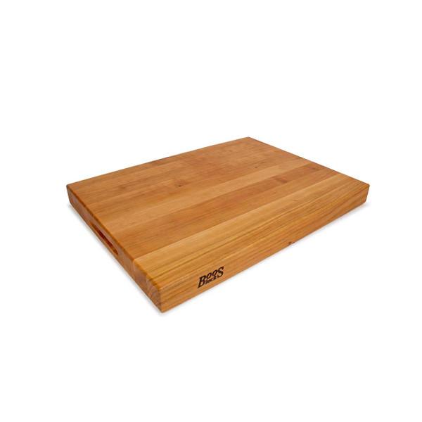 "Cherry RA Cutting Board -  24""x 18""x 2-1/4"", Pack Of 2 - John Boos"
