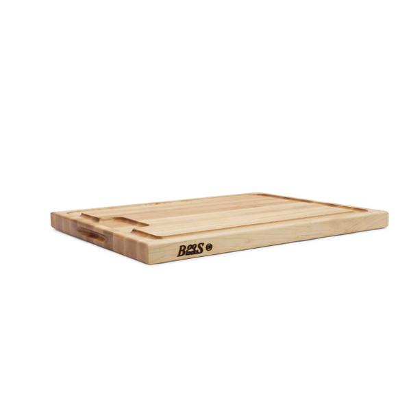 "Au Jus Board - 20""x 15""x 1-1/2"" - Pack of 2 - John Boos"