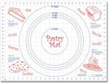 "Chop-Chop Non-Slip Pastry Mat, Size 18"" x 24"""