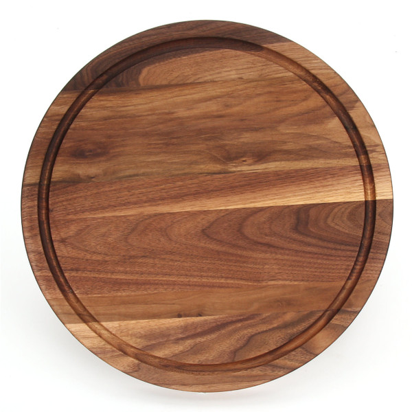 "Somerset 16"" Cutting Board - Walnut (No Handles)"