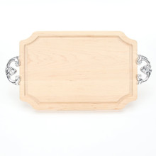 "Selwood 12"" x 18"" Cutting Board - Maple (w/ Classic Handles)"