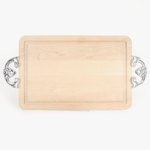 "Wiltshire 10"" x 16"" Cutting Board - Maple (w/ Classic Handles)"