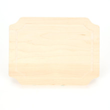 "Selwood 9"" x 12"" Cutting Board - Maple (No Handles)"
