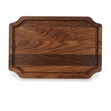 "Selwood 12"" x 18"" Cutting Board - Walnut (No Handles)"