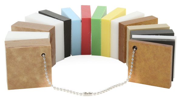 Cutting Board Sample Ring