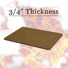 "3/4"" Thick Richlite Cutting Board"