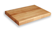 "Michigan Maple Block - Maple Cutting Board - 12""x 18""x 1-3/4"""