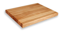 "Michigan Maple Block - Maple Cutting Board - 15""x 20""x 1-3/4"""