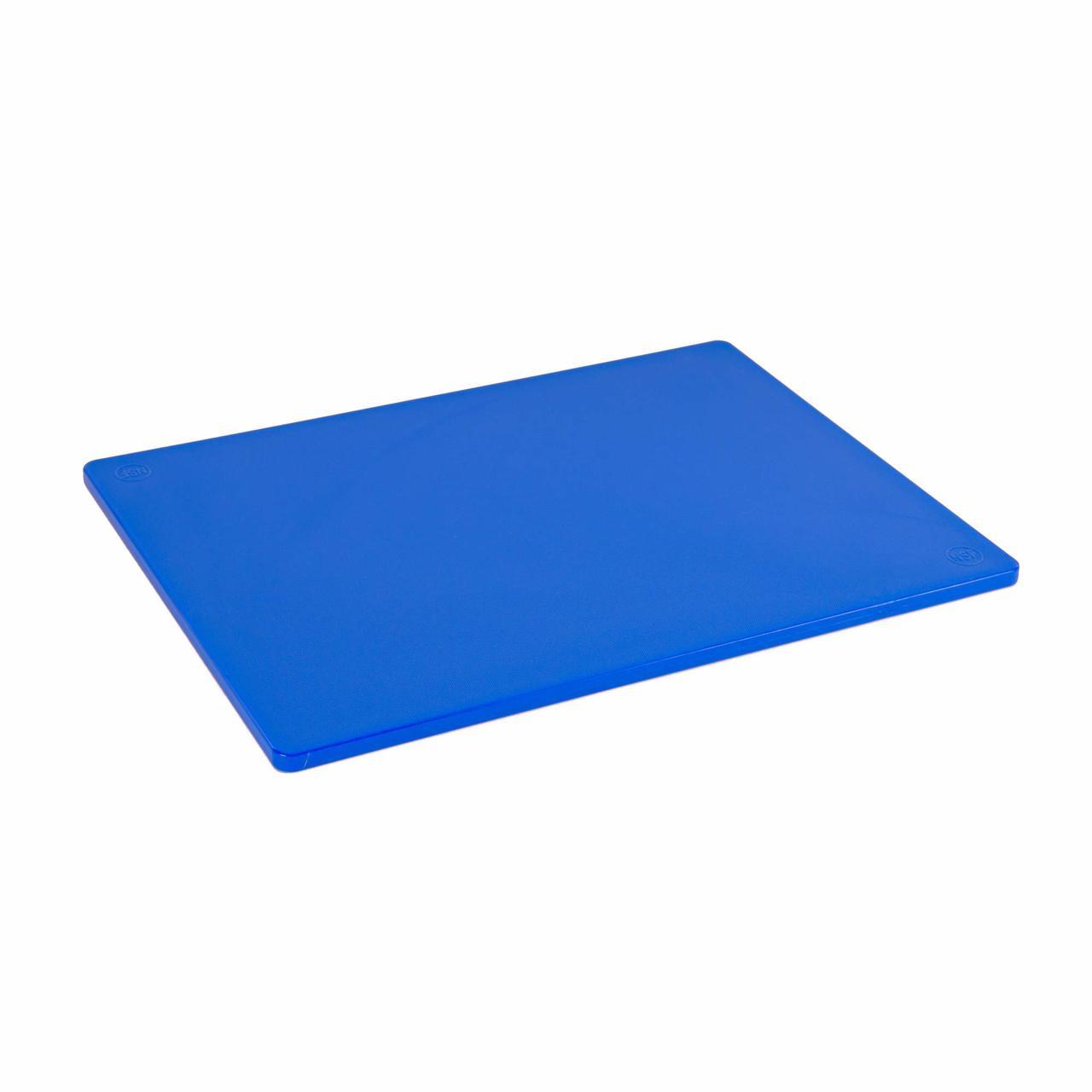 12 X 18 Basic Blue Poly Cutting Board Cutting Board
