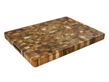 Proteak 331 teak end grain cutting board