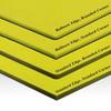 3/4 Thick Yellow Custom Cutting Board