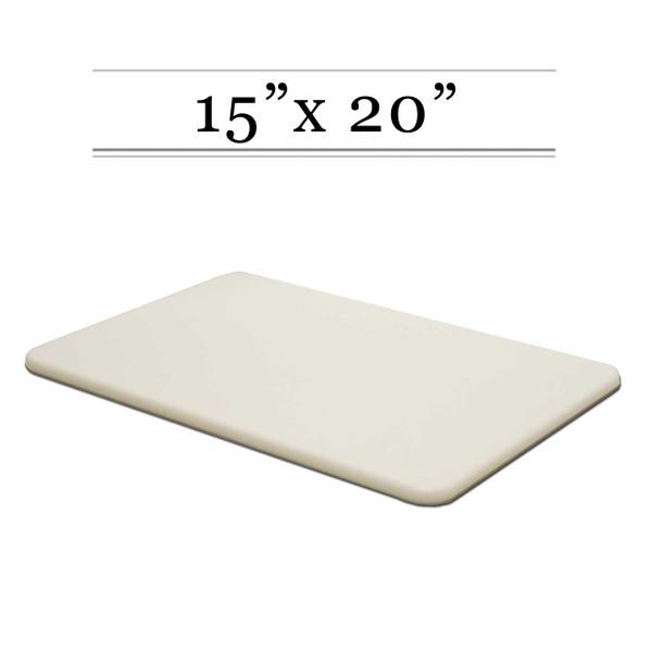 15 x 20 White Cutting Board