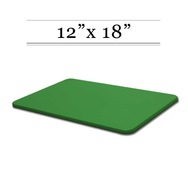 12 x 18 Green Cutting Board