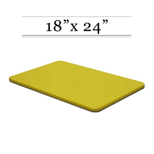18 x 24 Yellow Cutting Board