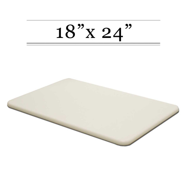 18 x 24 White Cutting Board