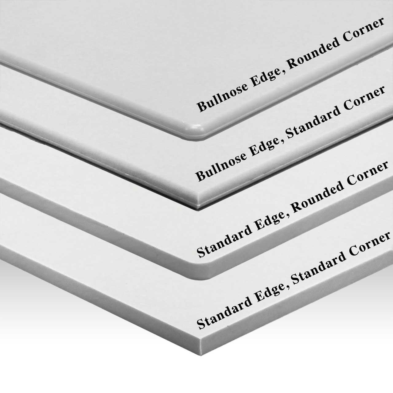 1 4 Quot Thick White Custom Cutting Board Cutting Board
