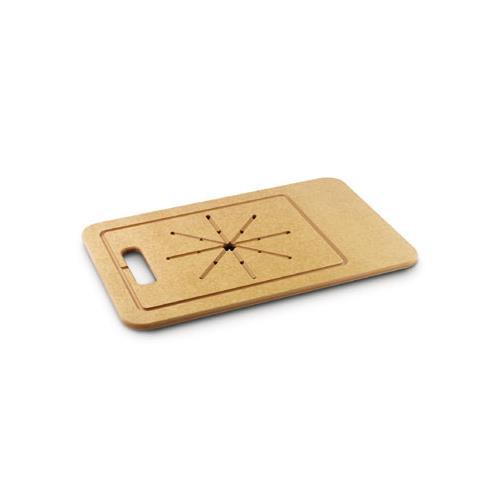 Cres Cor - 1004-025 Cutting Board, 1/2 Star Design