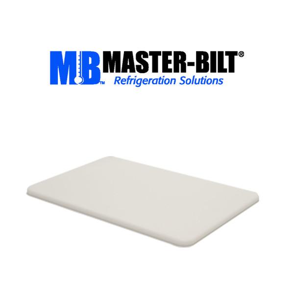 Master-Bilt - MBPT44 Cutting Board